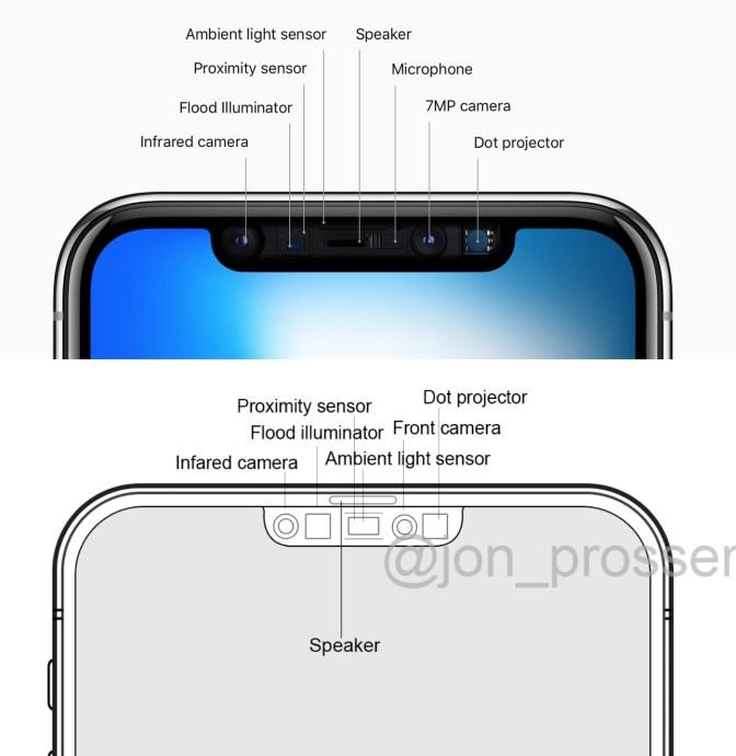 Apple iPhone-neue-Notch