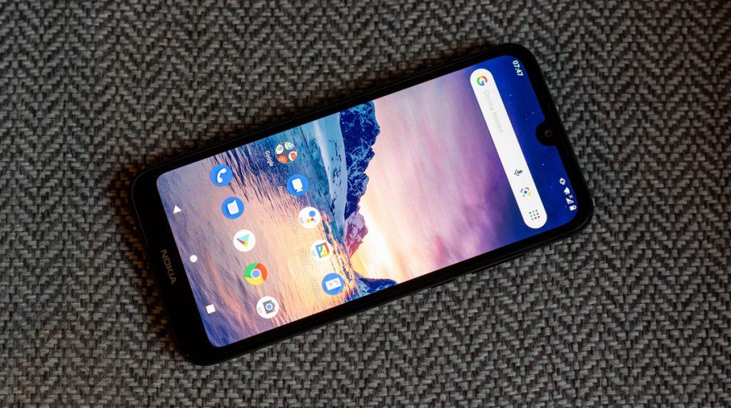 Nokia 1.3: Einsteiger-Smartphone mit Android Go für um die 100 Euro