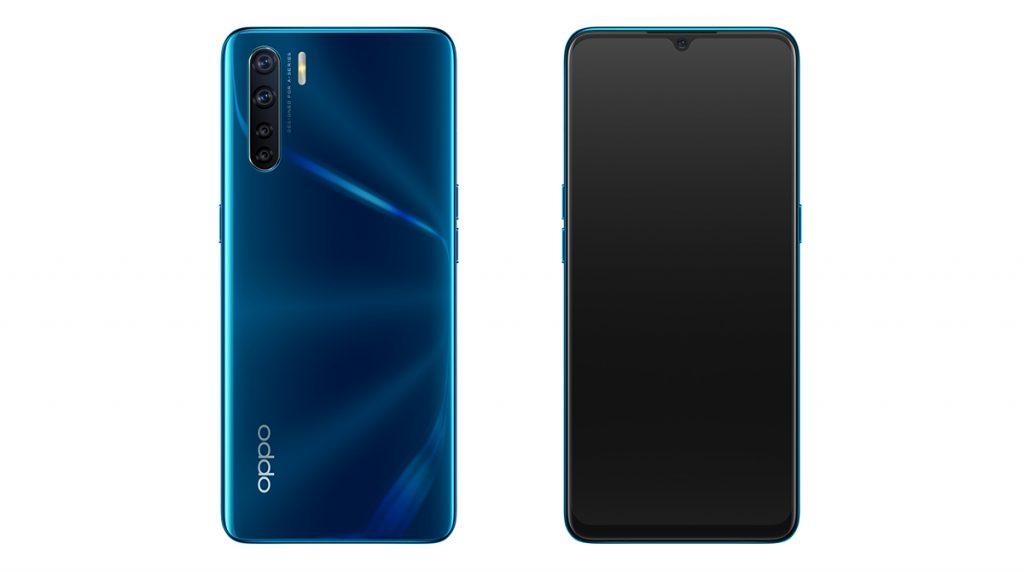 OPPO A91: Günstiges Smartphone mit 48 MP-Quad-Kamera