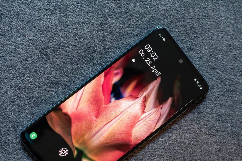 samsung galaxy a51 mittelklasse smartphone im test