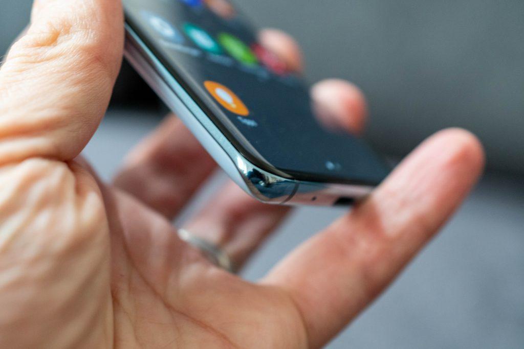 Samsung Galaxy S20 Test