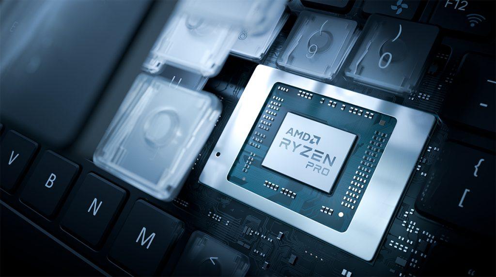 AMD Pro Security – Ryzen™ 4000 kann auch Business