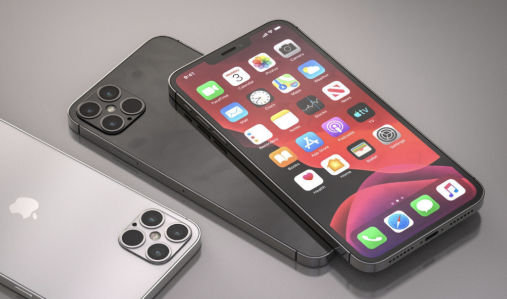 Apple iPhone 12 Pro Render
