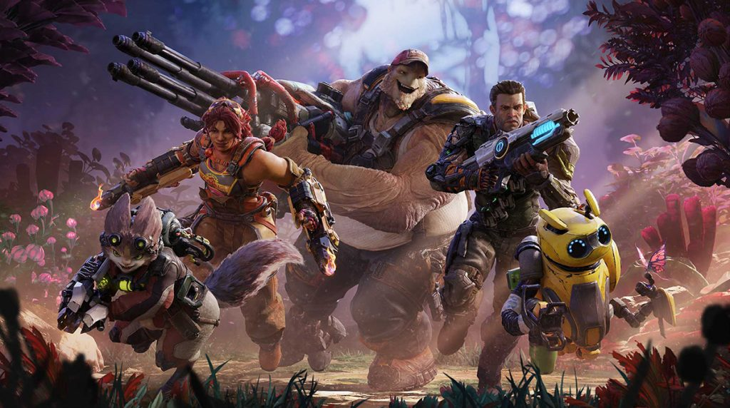 Crucible: Amazon Games erster PC-Shooter ist da