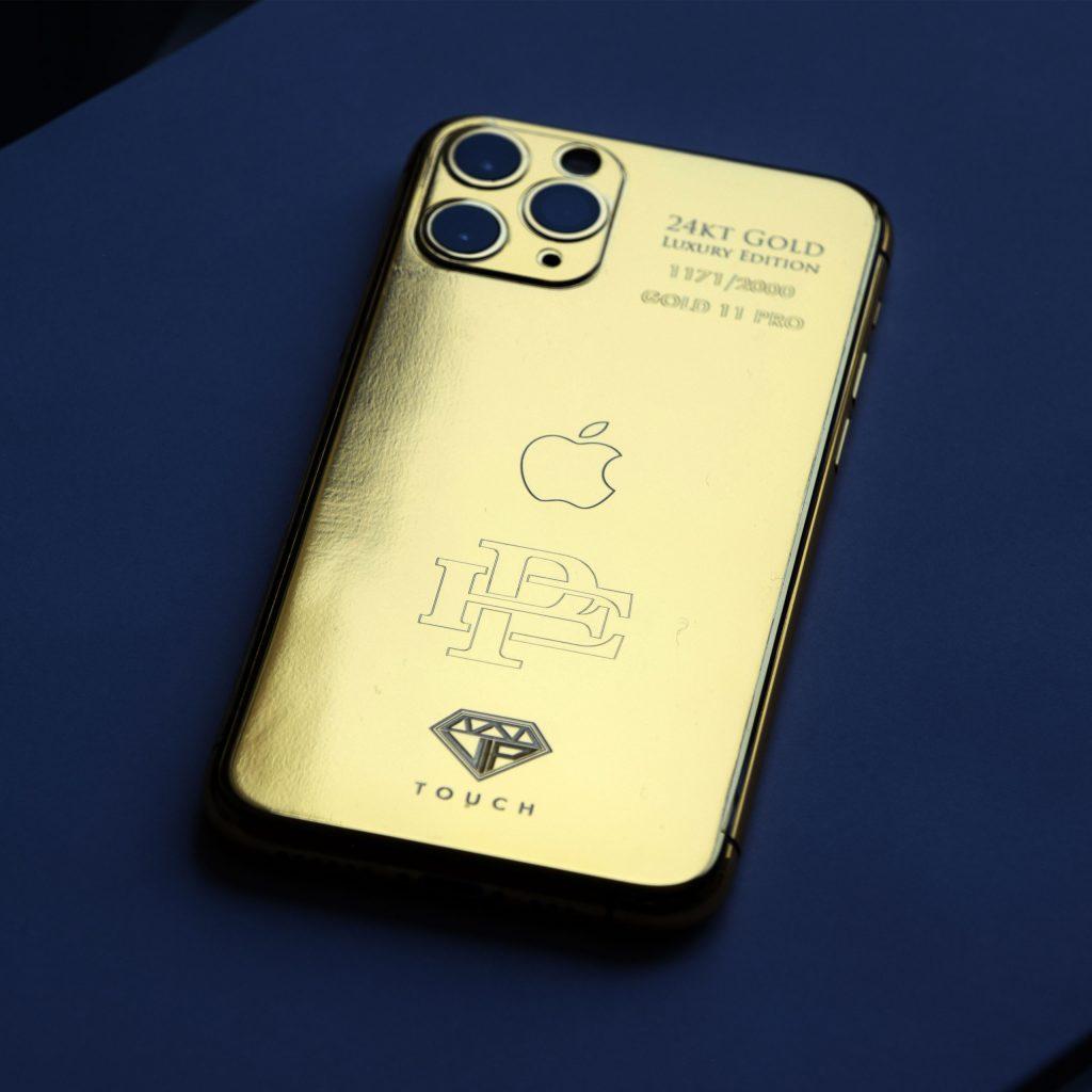 Escobar iPhone 11 Pro Back