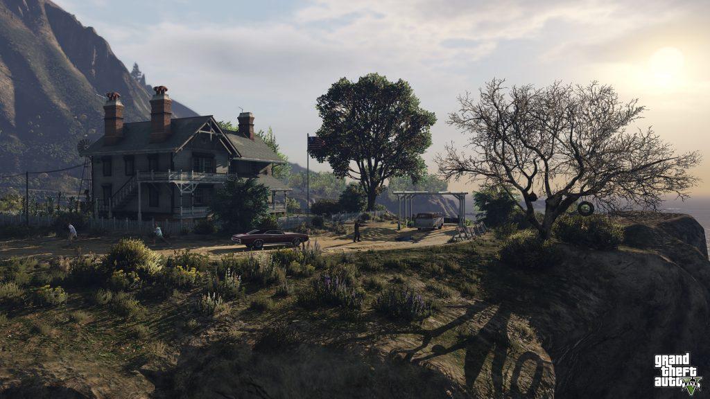 GTA 5 Screenshot Grand Theft Auto Rockstar Games