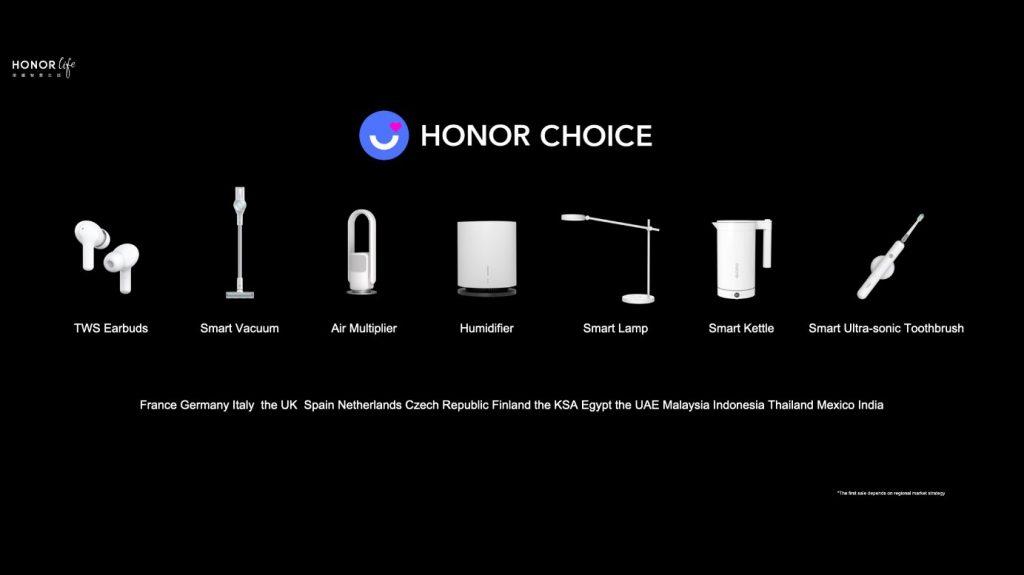 Honor Lineup 2020