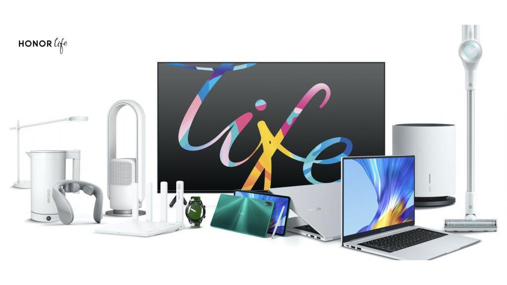 HONOR präsentiert neues MagicBook Pro 16, ViewPad 6, einen Smart-TV und diverse Smart-Home-Geräte