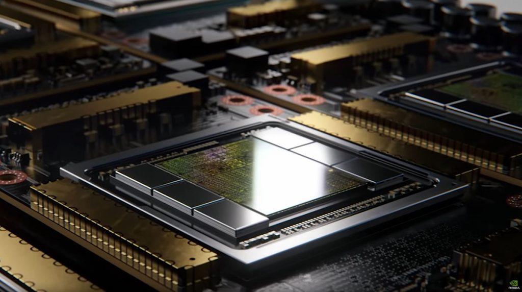 GTC 2020: Nvidia stellt größte 7nm-GPU der Welt vor
