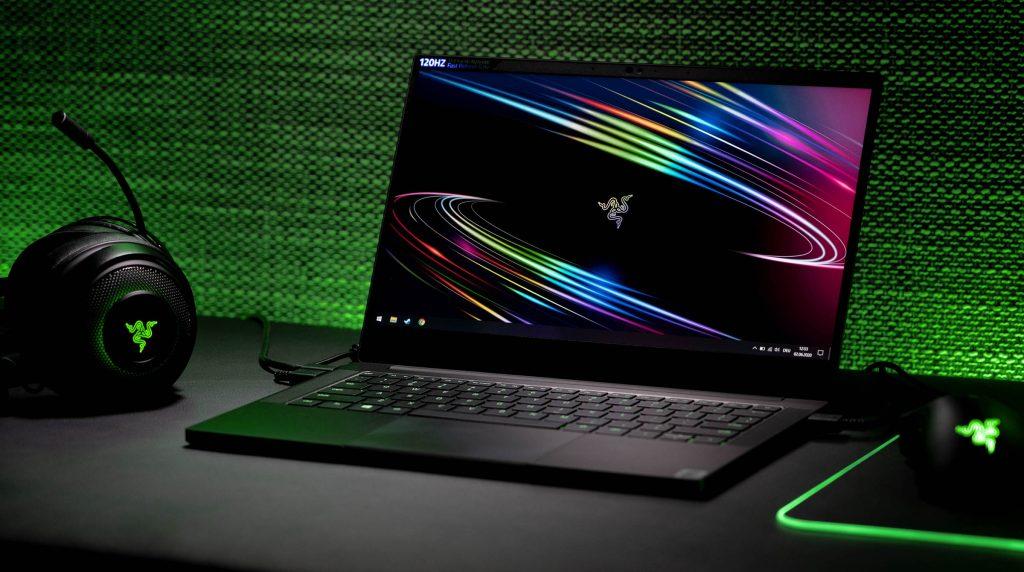 Razer Blade Gaming-Laptops 2020 setzen neue Display-Standards – ab sofort bei uns erhältlich