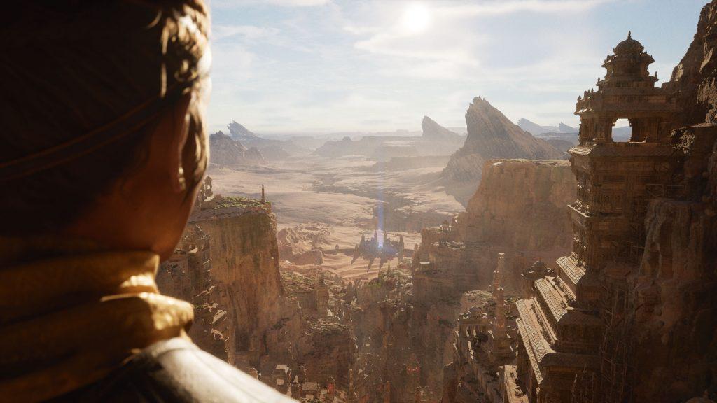 Unreal Engine 5 läuft in Echtzeit auf PlayStation 5: So geht Next-Gen!