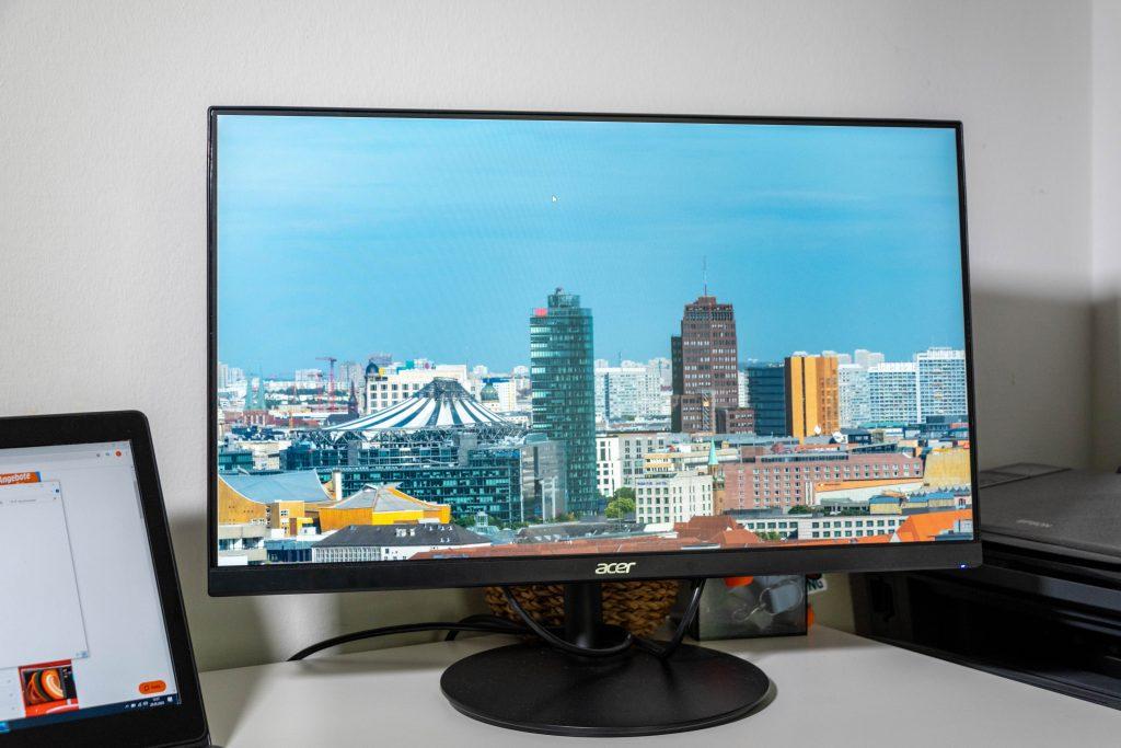 acer cb242y günstiger monitor mit gutem display im test