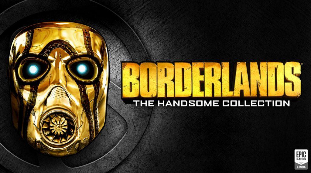 Borderlands Handsome Edition gratis im Epic Games Store