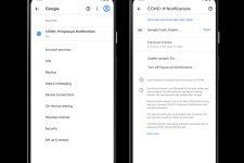 corona app android