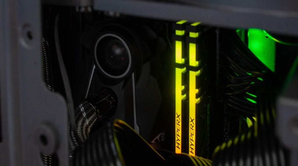 HyperX Predator RGB im Kurztest – Schnell, farbenfroh und synchron!