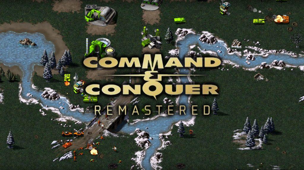 Command & Conquer Remastered Collection ab sofort bei Steam und Origin erhältlich
