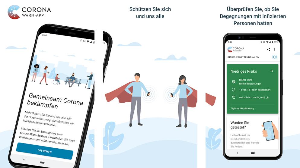 Corona-Warn-App: Nun mit Schnelltest-Ergebnissen