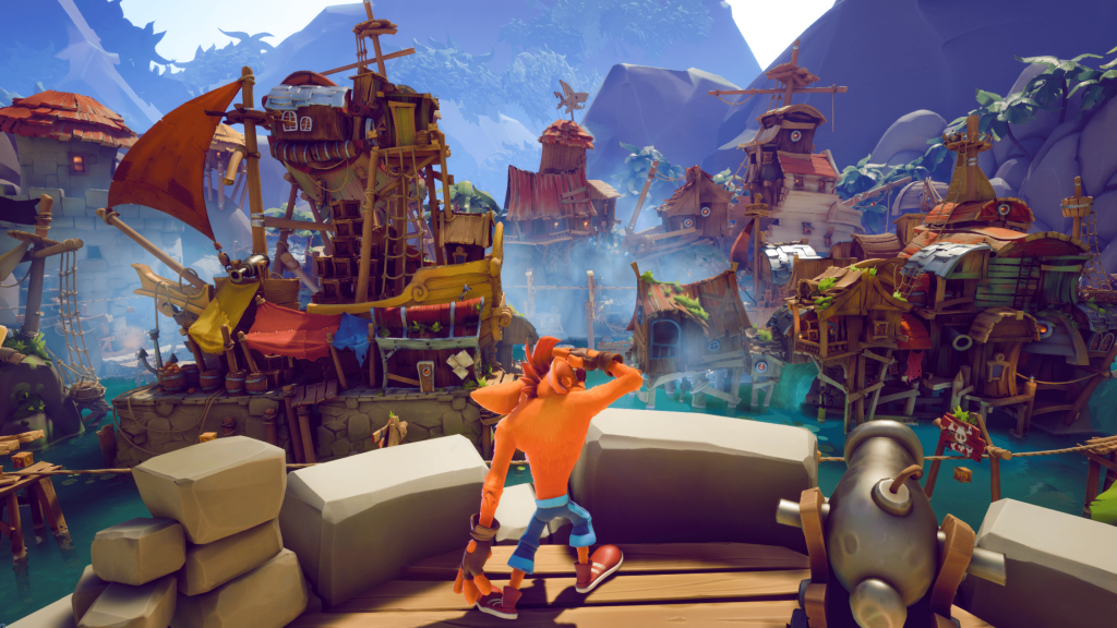 Crash Bandicoot™ 4: It's About Time kommt im Oktober