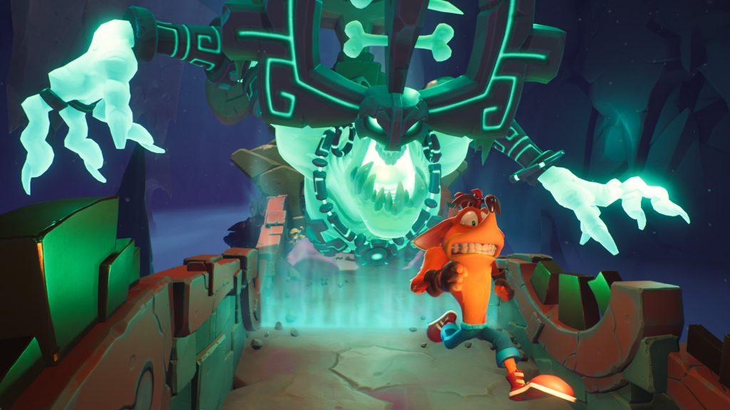 Crash Bandicoot 4 PlayStation Xbox Gaming Screenshot