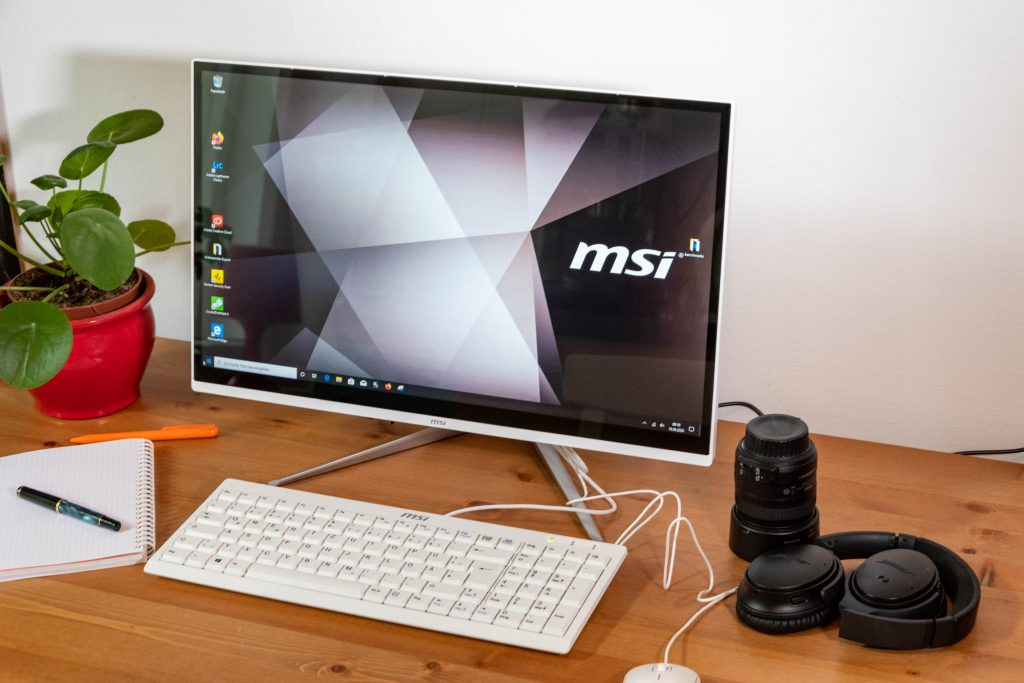 msi pro 22xt all in one pc im test