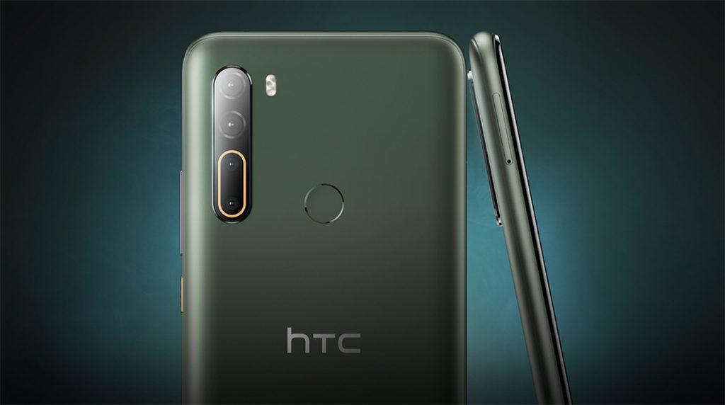HTC: Neue Mittelklasse-Smartphones Desire 20 Pro und U20 5G