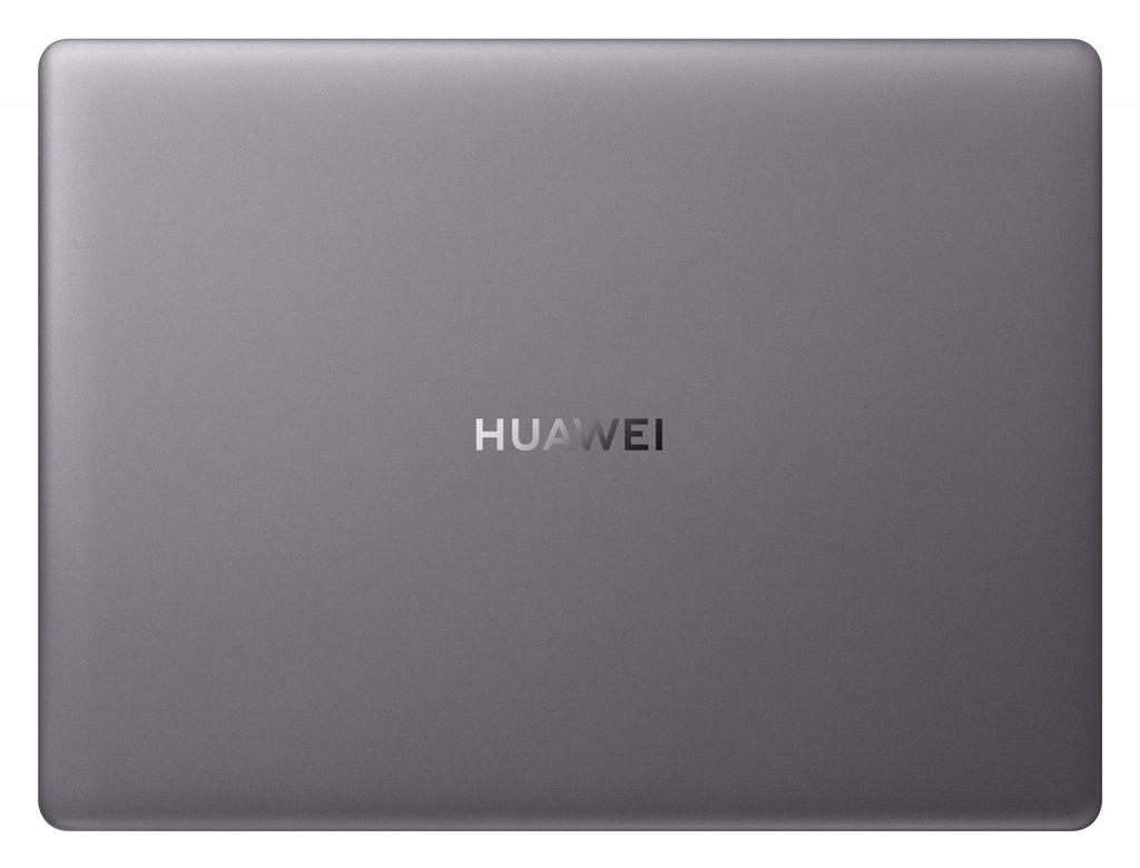 HUAWEI MateBook 13 Deckel mit Schriftzug Huawei Logo