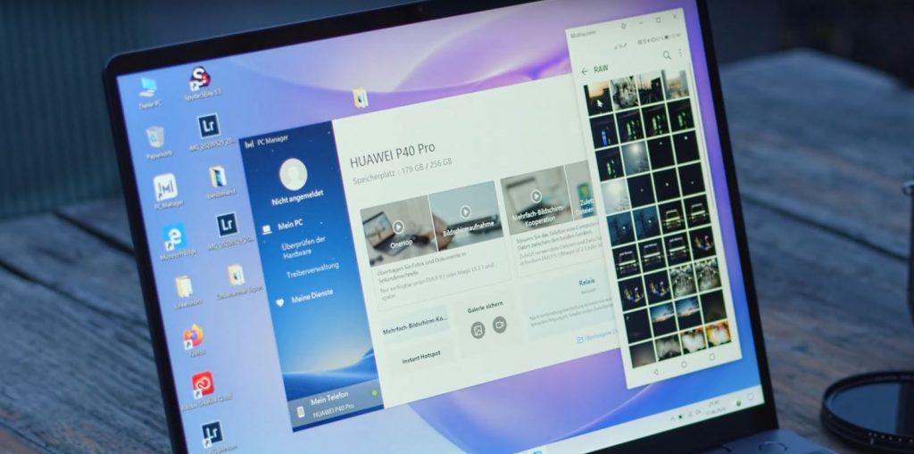 Huawei Share MateBook 13