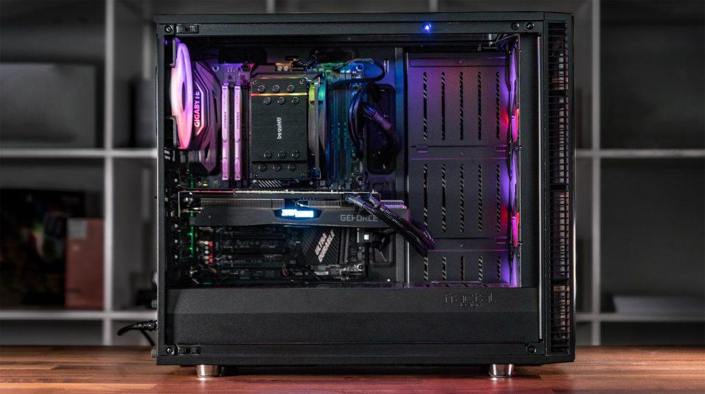 Gaming-PC selber bauen – Konfigurationen für den besten Selbstbau-PC für 600, 800, 1000, 1200 & 1500 Euro