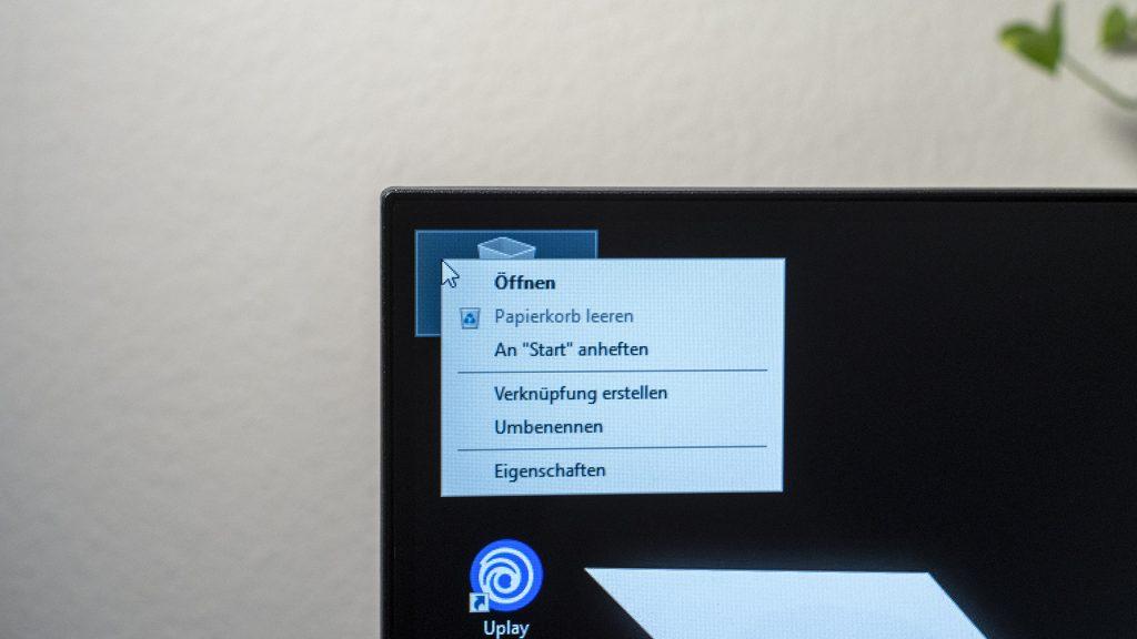 MSI G271 Gaming Monitor Bildschirmränder