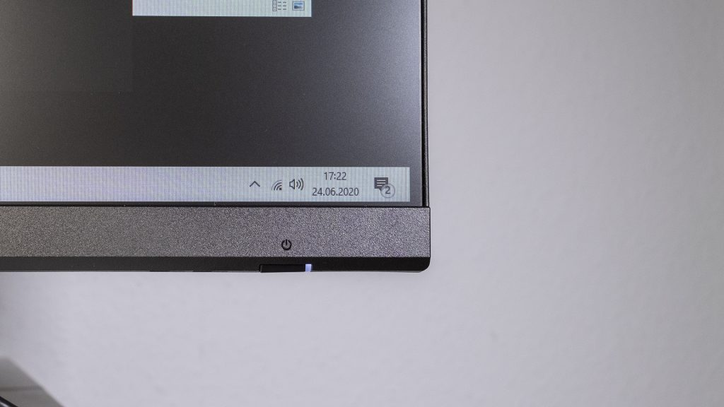 MSI G271 Gaming Monitor Front LED