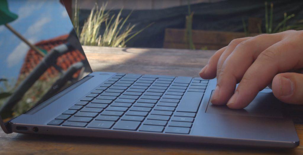 MateBook 13 Touchpad