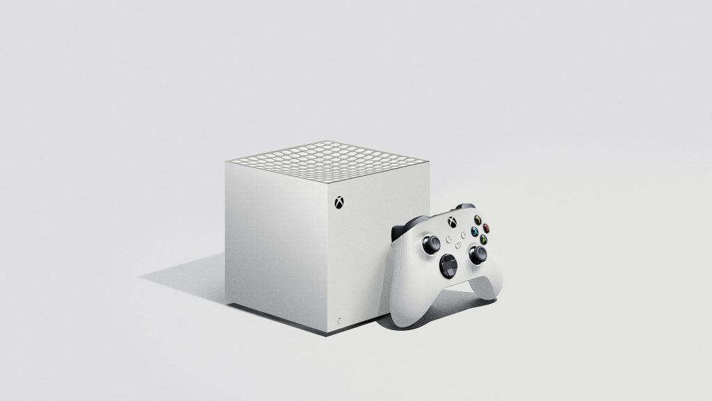 Next Gen Konsole Microsoft Xbox Series S Fictitious Render Credit Jiveduder Reddit