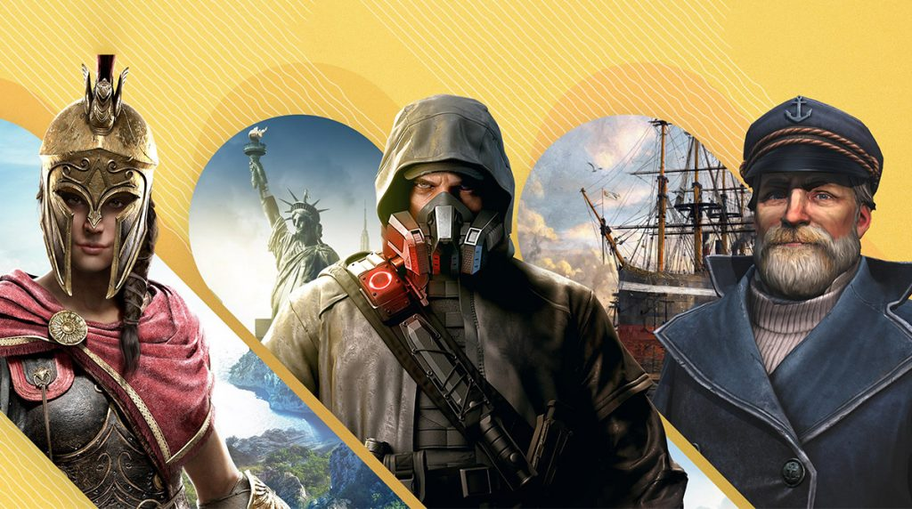 Ubisoft Summer Sale: Bis zu 75% Rabatt auf Games & DLCs