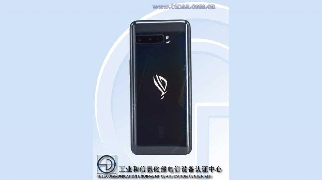 ASUS ROG Phone 3 zeigt sich mit beeindruckenden Specs