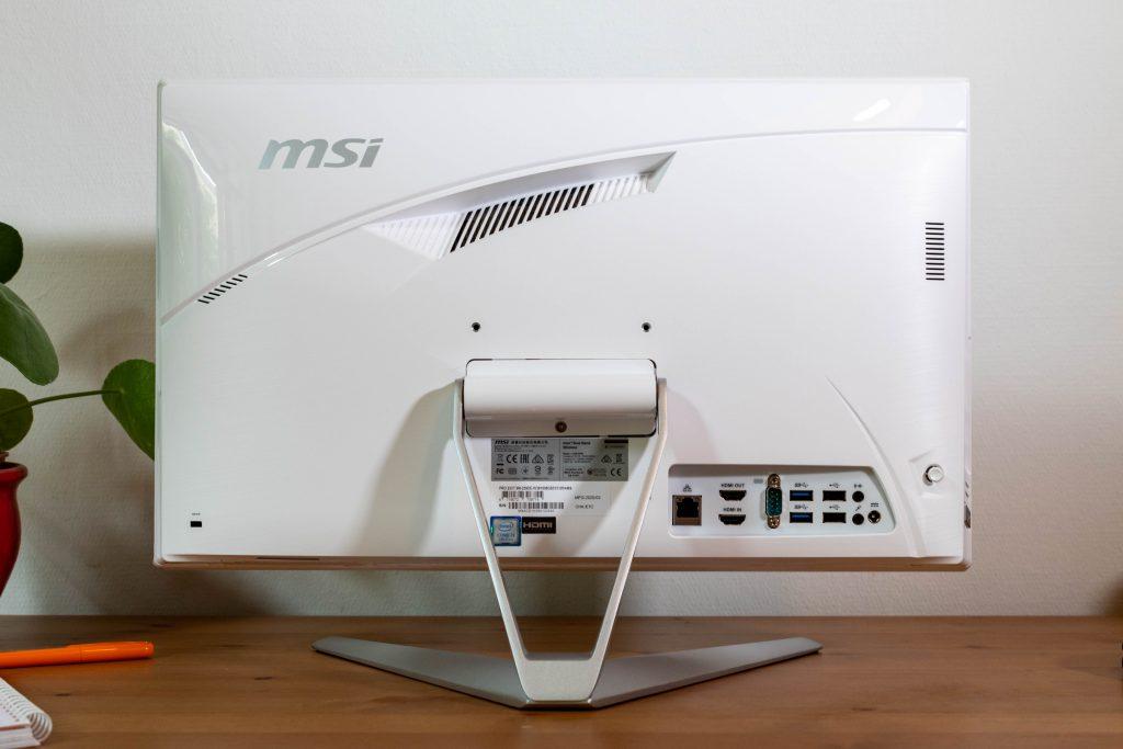 msi pro 22xt 9m-239de all in one pc im test