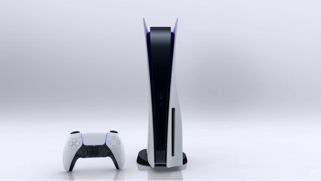 Sony PlayStation 5 und Controller