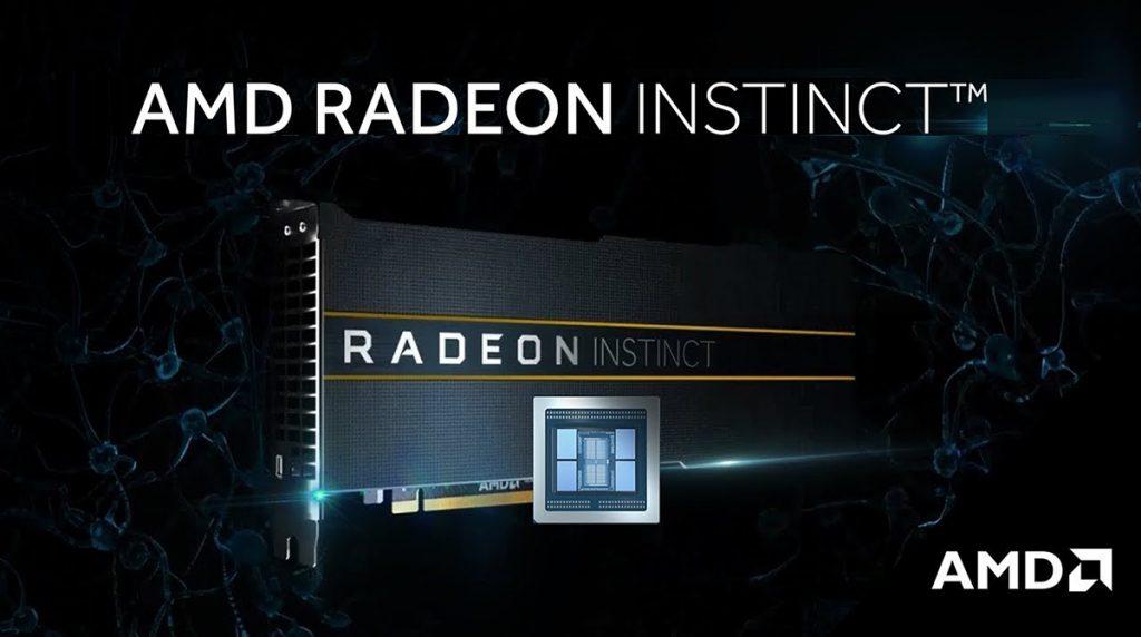 AMDs CDNA-GPU: Laut Leak schneller als Nvidia Ampere