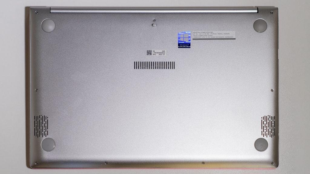 ASUS VivoBook S14 S433FL Unterseite