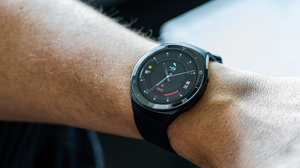 Huawei Watch GT2e im Test – gute Smartwatch will sanft behandelt werden