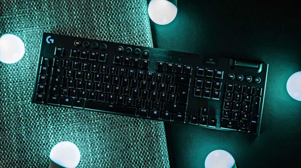 Logitech G915 Lightspeed im Langzeit-Test – tolle kabellose Gaming-Tastatur besetzt eine gefragte Nische