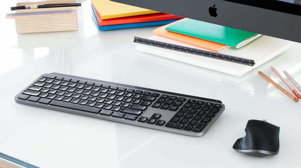 Logitech: MX Master 3 und MX Keys für Mac angekündigt