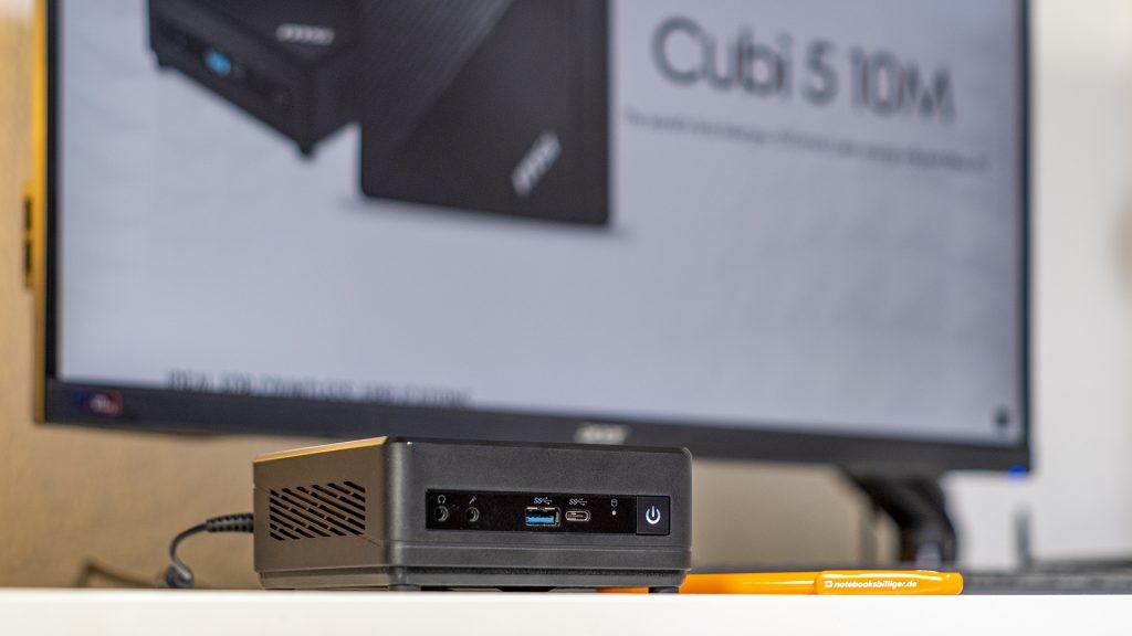 MSI Cubi 5 – Mini-PC als leise NUC-Alternative
