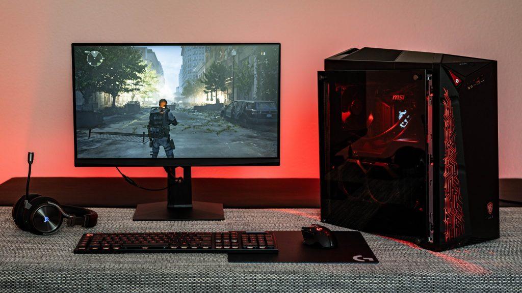 MSI Optix MAG251RX Gaming-Monitor
