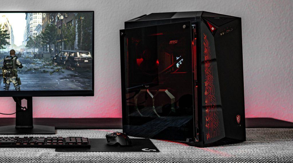 MSI Infinite X Plus im Test: Leistungsstarker Komplett-PC für anspruchsvolle Gamer