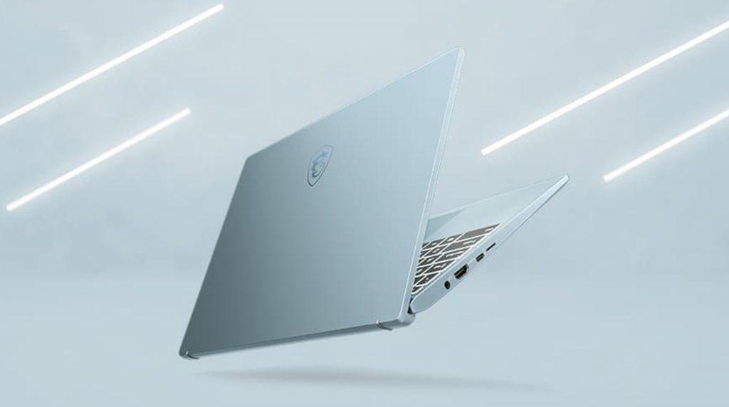 MSI Modern 14 Notebook-Serie zukünftig mit AMD Renoir oder Intel Comet Lake erhältlich