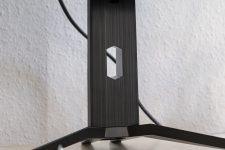 MSI Optix MAG322CQR MSI Optix MAG322CR Gaming Monitore Standbein Front