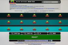 MSI Optix MAG251RX Gaming-Monitor Ghosting