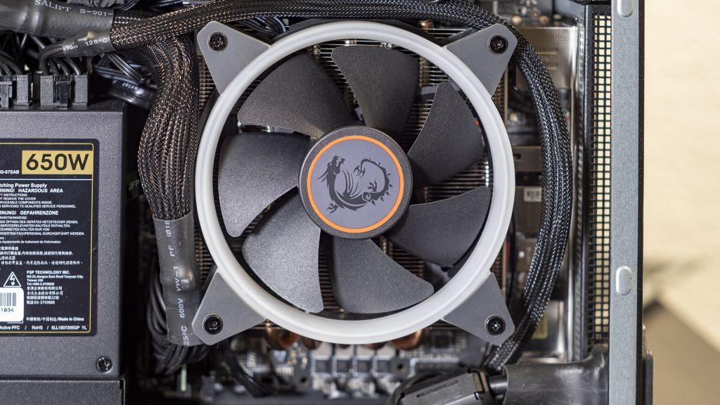 MSI Trident X Plus CPU FAN Kuehler