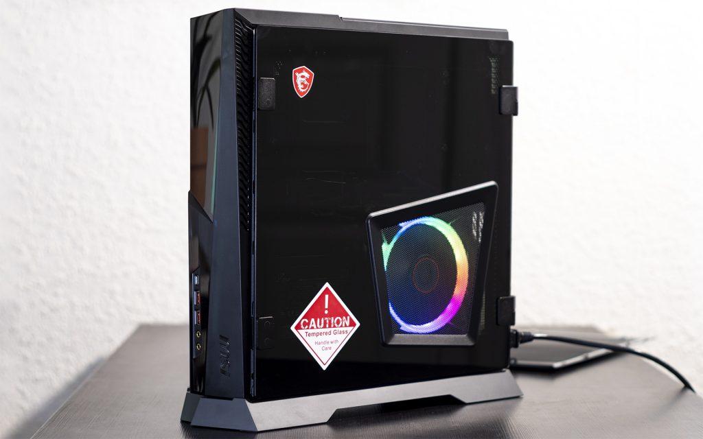 MSI Trident X Plus Gaming PC Schlussbild