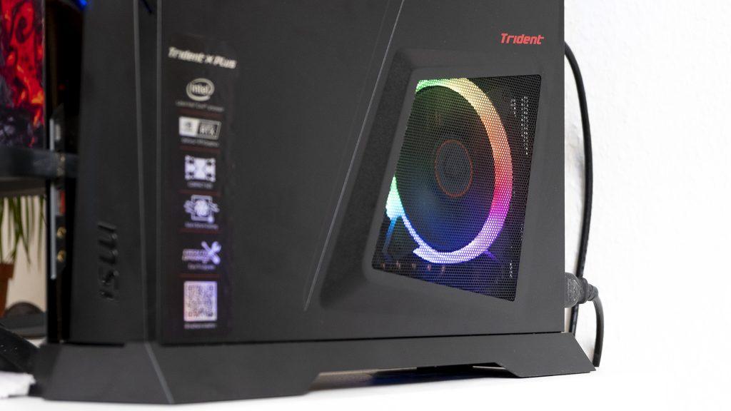 MSI Trident X Plus RGB Fan